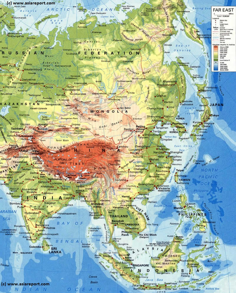 Geography Map Of Asia.Kyrgyzstan Maps Index By Asia Report Com