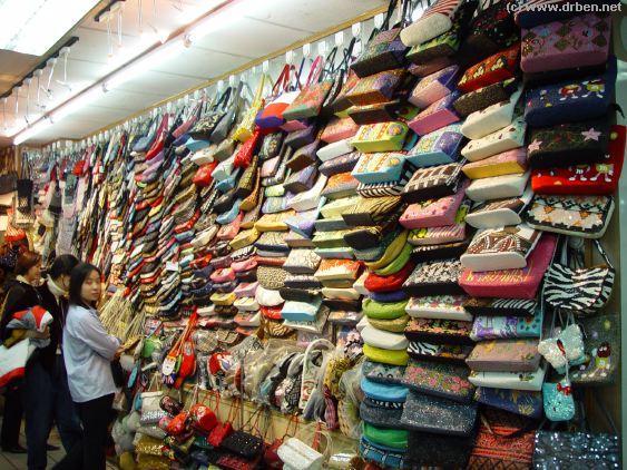 Beijing,Chongwen,Hong Qiao Market - Interior / shopping tips. Digital Photograpic Report by The ...
