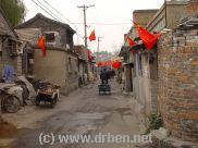 An Impression of QianMen and Other Hutong (Area's)
