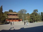 Explore Jingshan Park and View the Forbidden City from the Hill !