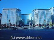 Visit the Huge Oriental Plaza and Shopping Malls