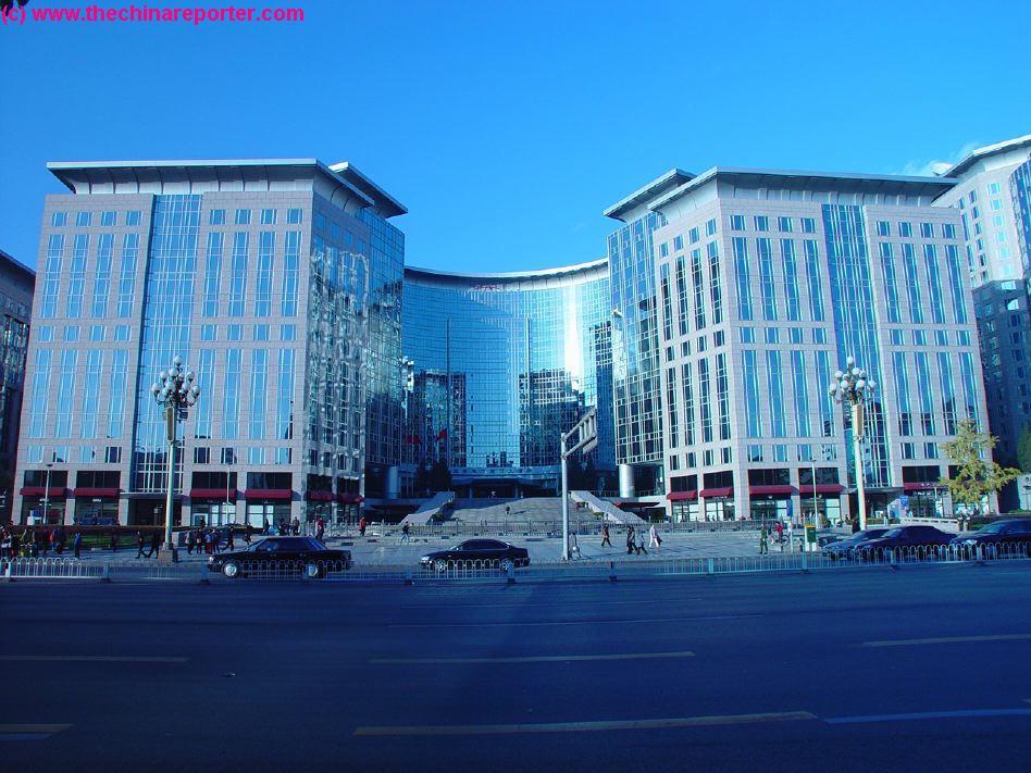 Beijing Oriental Plaza Shopping Malls Digital Tour By The Beijing Report