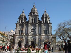 Have an Introduction to St. Joseph's Church, in the Eastern DongCheng District