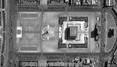 View a very detailed Satellite View of TiananMen Square !