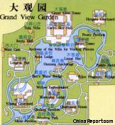 Guide Map to Grand View Garden Park