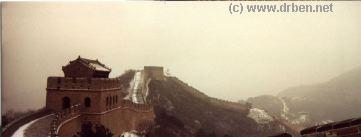 Badaling in the Snow