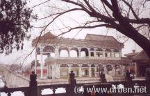 A short Tour of The Summer Palace in Winter 2000