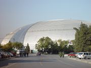 Beijing's Huge New National Theatre in 2004 !