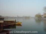 Click to for an Introduction to Qian Hai Lake & Lotus Lane