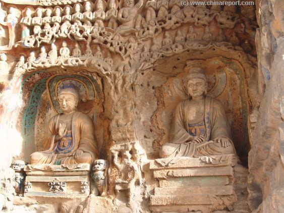 Click to go to Tour of Yungang Caves !