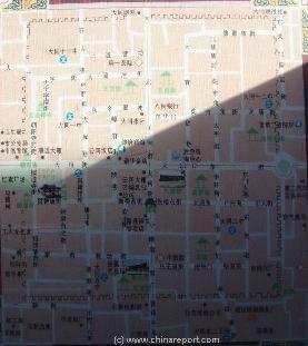Have a look at the Datong City Map !!