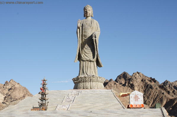 To the Hidden Temples of Sanwei Mountain