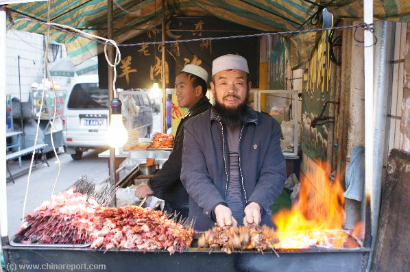 Visit the Islamic Quarter and the Hui of Lanzhou !!