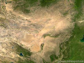 Click to go to Map Gobi Desert !